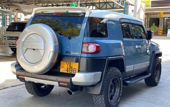 Toyota Fj Cruiser 2015 for sale in Guiguinto-5