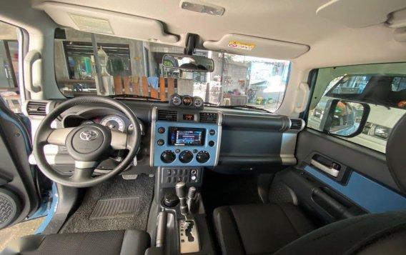Toyota Fj Cruiser 2015 for sale in Guiguinto-7