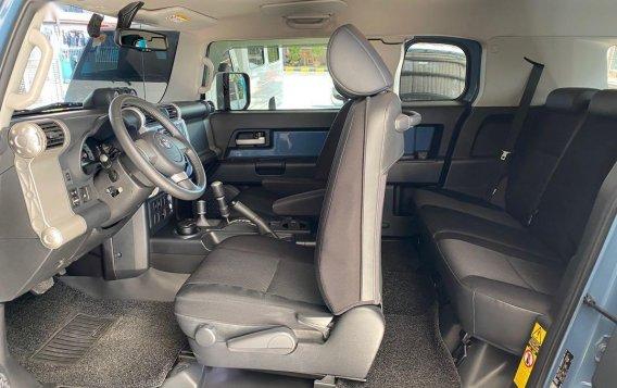 Toyota Fj Cruiser 2015 for sale in Guiguinto-9