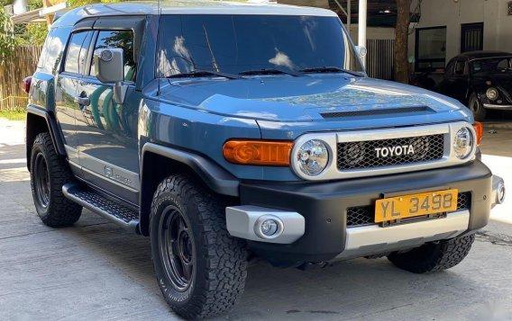 Toyota Fj Cruiser 2015 for sale in Guiguinto-1
