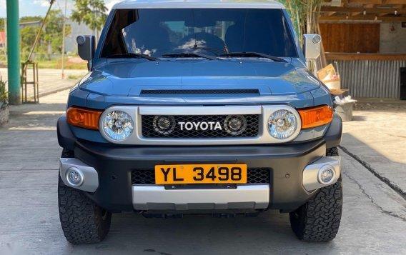 Toyota Fj Cruiser 2015 for sale in Guiguinto