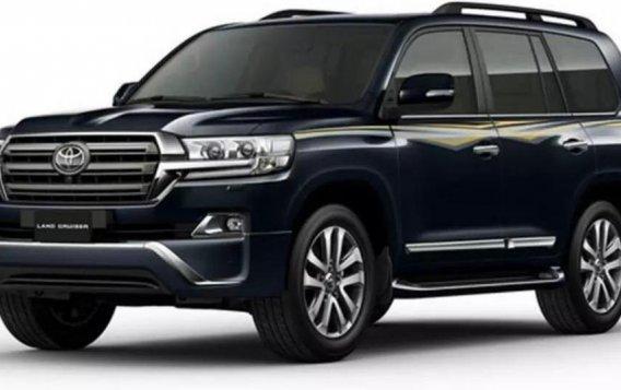 Sell 2020 Toyota Land Cruiser in Manila