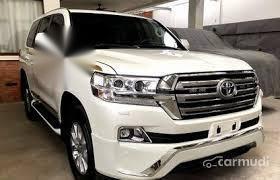 Sell 2020 Toyota Land Cruiser in Manila-1