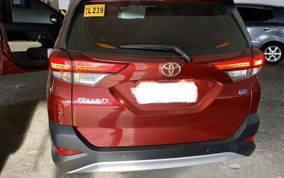 Red Toyota Rush 2020 for sale in Mandaluyong City-1