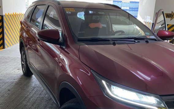 Red Toyota Rush 2020 for sale in Mandaluyong City-2