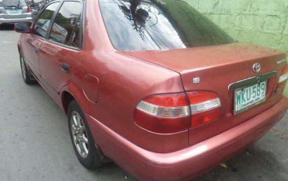 Sell Red 2000 Toyota Corolla Wagon (Estate) in Malabon-1