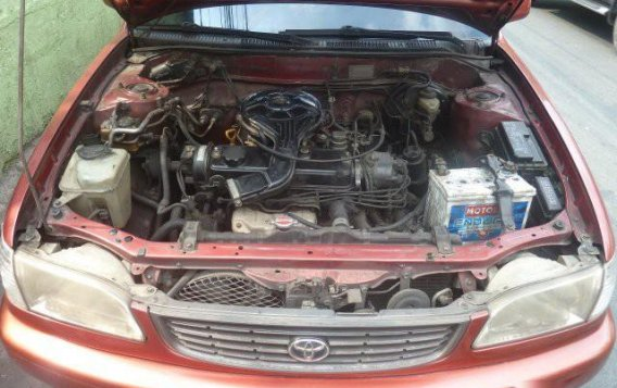 Sell Red 2000 Toyota Corolla Wagon (Estate) in Malabon-3