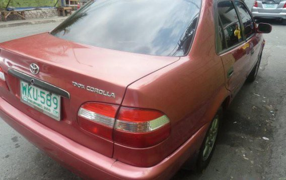 Sell Red 2000 Toyota Corolla Wagon (Estate) in Malabon-2