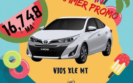 Toyota Vios 2020 for sale in Tanza-1