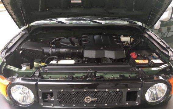Green Toyota Fj Cruiser 2015 for sale in Quezon City-5