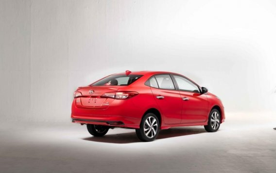 Red Toyota Vios 2020 for sale in Quezon City-3