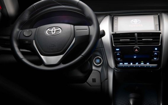 Red Toyota Vios 2020 for sale in Quezon City-8