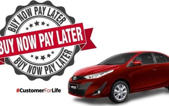 Red Toyota Vios 2020 for sale in Paranaque City