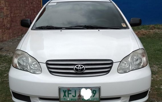 Sell White 2003 Toyota Corolla Wagon (Estate) in Manila-2