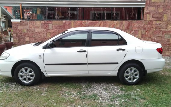 Sell White 2003 Toyota Corolla Wagon (Estate) in Manila-4