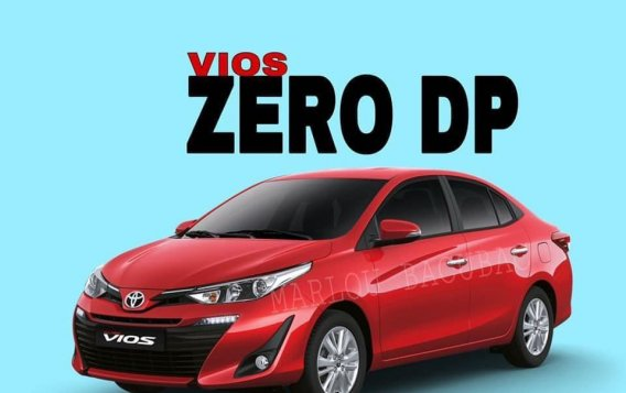 Red Toyota Vios 2020 for sale in Quezon City