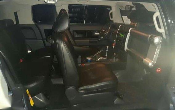 Black Toyota Fj Cruiser 2015 for sale in Marilao-5