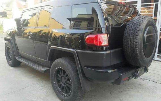 Black Toyota Fj Cruiser 2015 for sale in Marilao-2