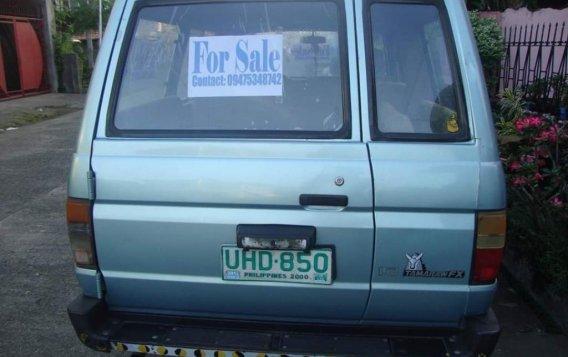 Selling Green Toyota Tamaraw 1997 in Kalibo-4