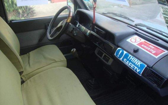 Selling Green Toyota Tamaraw 1997 in Kalibo-3