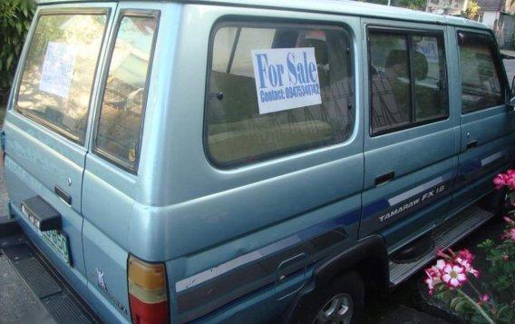 Selling Green Toyota Tamaraw 1997 in Kalibo-1