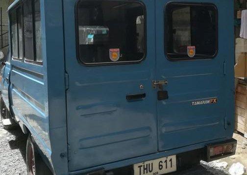 Sell Blue Toyota tamaraw in Manila-1