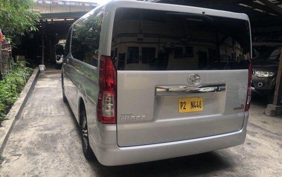 Selling Silver Toyota Grandia in Manila-2