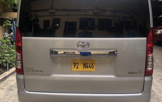 Selling Silver Toyota Grandia in Manila-4