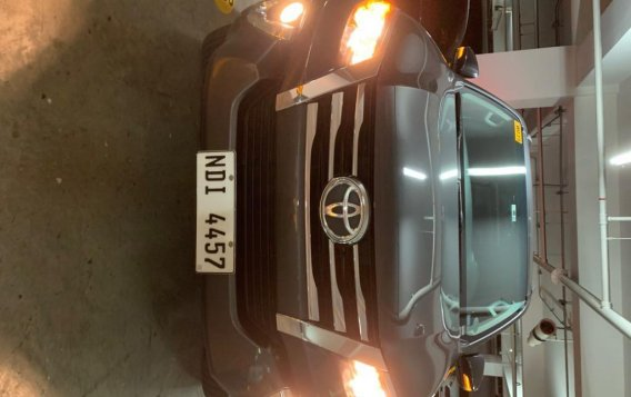 Black Toyota Fortuner for sale in Quezon City-3