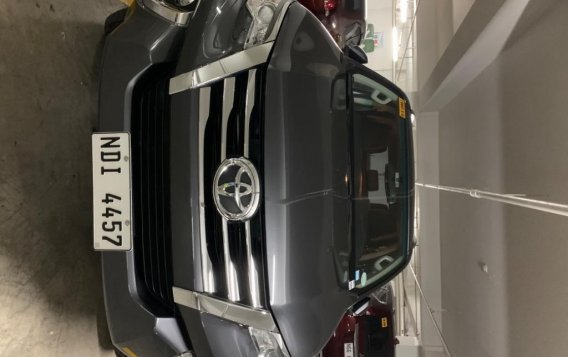 Black Toyota Fortuner for sale in Quezon City-6