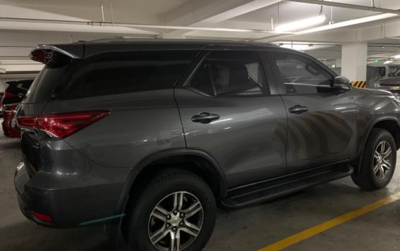 Black Toyota Fortuner for sale in Quezon City-8