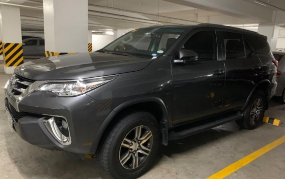 Black Toyota Fortuner for sale in Quezon City-7