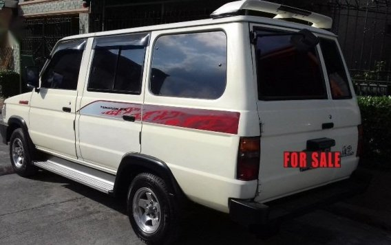 White Toyota tamaraw for sale in Rodriguez-3