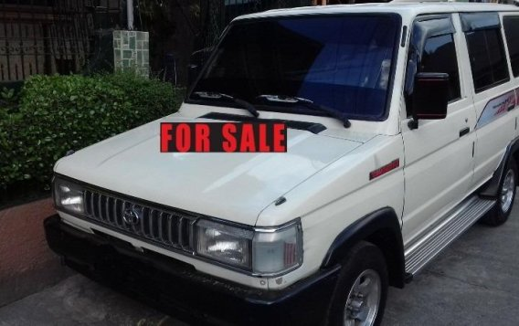 White Toyota tamaraw for sale in Rodriguez-4