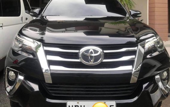 Sell Black Toyota Fortuner in Manila-1