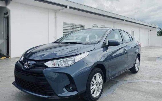 Silver Toyota Vios for sale in Manila-1