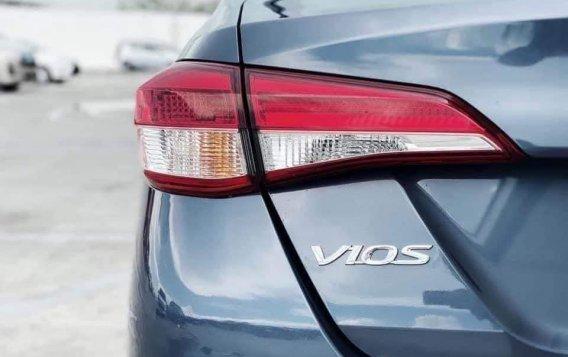 Silver Toyota Vios for sale in Manila-4
