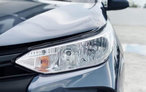 Silver Toyota Vios for sale in Manila-3