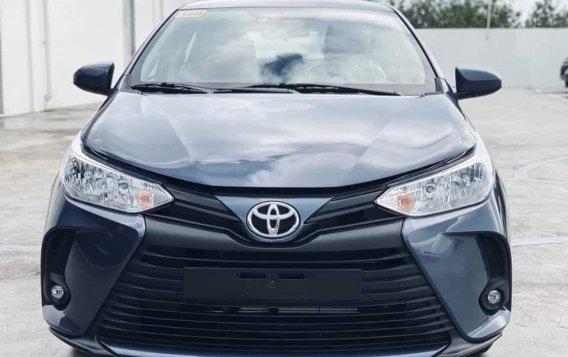 Silver Toyota Vios for sale in Manila