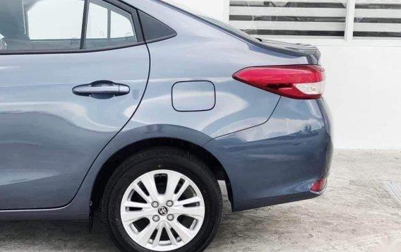 Silver Toyota Vios for sale in Manila-6