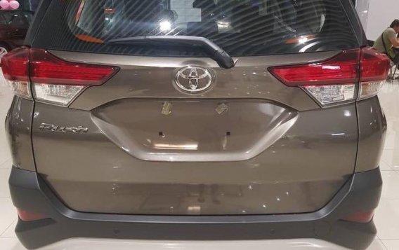 Grey Toyota Rush for sale in Manila-1