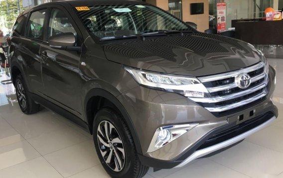 Grey Toyota Rush for sale in Manila