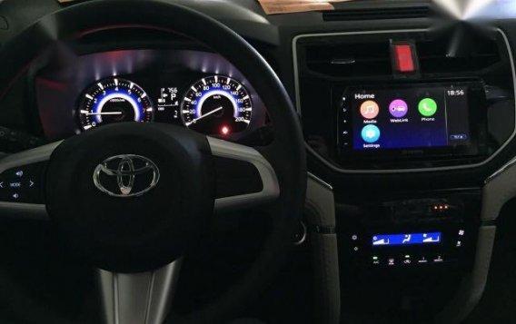Grey Toyota Rush for sale in Manila-5