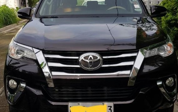 Black Toyota Fortuner for sale in Pasig-4