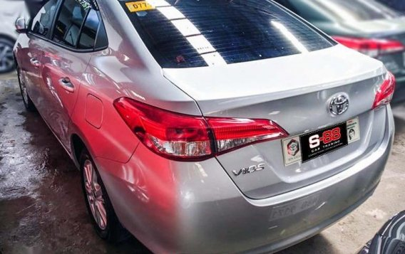 Sell Silver Toyota Vios in Quezon City-2