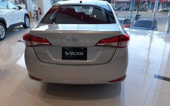 Silver Toyota Vios for sale in Toyota Marikina-6