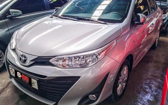 Sell Silver Toyota Vios in Quezon City-3
