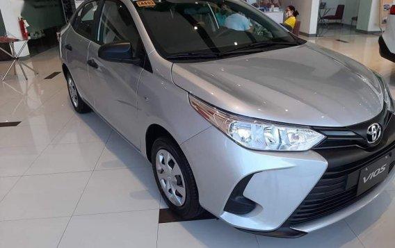 Silver Toyota Vios for sale in Toyota Marikina-1