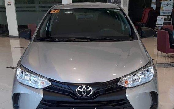 Silver Toyota Vios for sale in Toyota Marikina