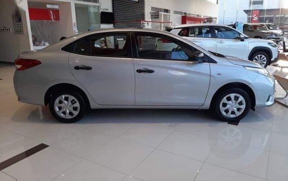 Silver Toyota Vios for sale in Toyota Marikina-2